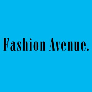 Fashion Avenue.